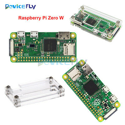 Raspberry pi Zero Case Pi0 V1.1/W Version Camera Connector board 1GHz+Bluetooth