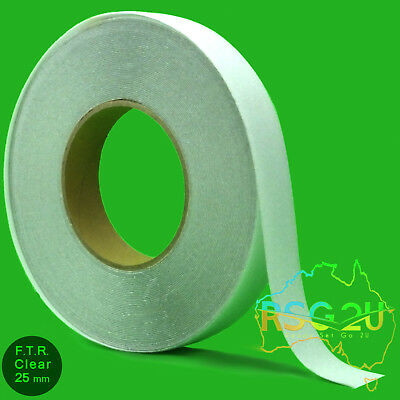 ✅Non Slip Tape 25 Mm Anti Skid Self Adhesive Clear Textured Certified Au P/mtr