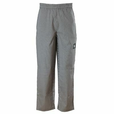 Chef Revival P020HT-S Houndstooth Small Baggy Chef Pants
