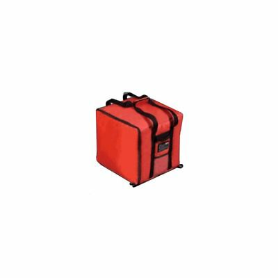 Rubbermaid FG9F3900RED PROSERVE Large Red Pizza Delivery Bag