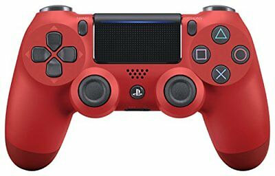 Wireless controller (DUALSHOCK 4) Magma  Red (CUH-ZCT2J11)