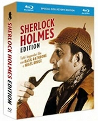 Sherlock Holmes Edition - Special Collector's Edition (7 Blu-Ray Disc - 14 Film)