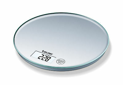 Beurer Ks28 Kitchen Scale, Silver