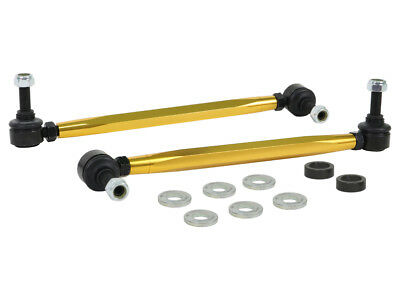 Whiteline Adjustable Front Anti Roll Bar Link Audi TT Mk2 (Type 8J) (8/06>1/15)