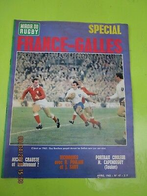 Magazine miroir du rugby special ecosse irlande darrouy n for Miroir convexe achat