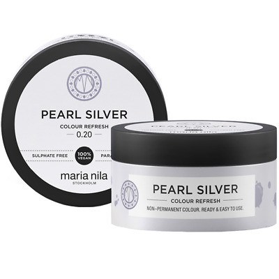 Maria Nila Colour Refresh Pearl Silver 100 ml