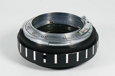 Kiev Contax RF to Sony Alpha NEX E-mount Adapter for Jupiter & Carl Zeiss Lenses