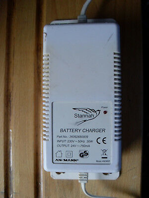 Stannah Stairlift Battery Charger 24v Output 250 260 300 400 420 600 Non Fold
