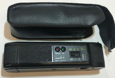 Electronic Power Winder Model  C-1 For Canon A-Series/190169