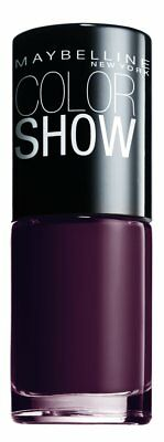 Maybelline New York Vernis à ongles Color Show Couleur Burgundy Kiss