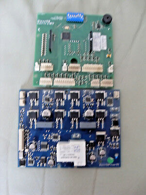 Bison 50 DC Power and Control PCB