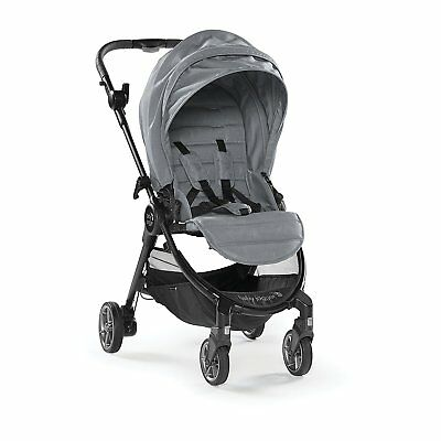 Baby Jogger 2018 City Tour Lux Stroller in Slate Brand New Free Shipping!