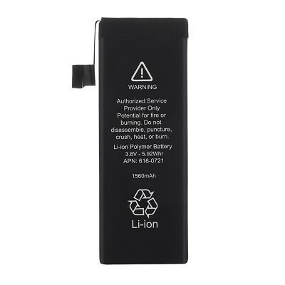 1560mAh Li-ion Replacement Internal  Battery for iPhone 5s 5c