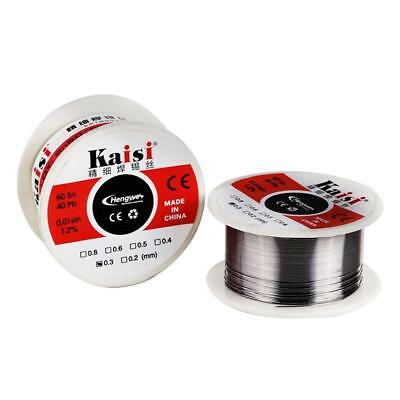 0.3 MM 60/40 Rosin Roll Core Solder Wire Tin/Lead Flux Solder Welding Iron Reel
