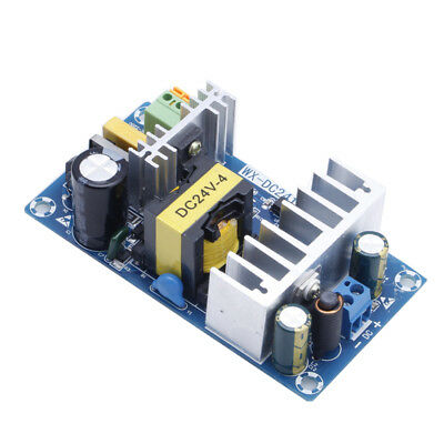 AC 110v 220v To DC 24V 6A AC-DC Power Supply Module Switching Power Supply Board