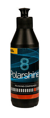 Mirka Polarshine Mittelfeine Polishing 8 250 ML Generated Especially High Gloss