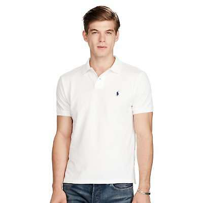 Men Polo Man Polo Ralph Lauren SS CUST SOLID MERC Spring/Summer