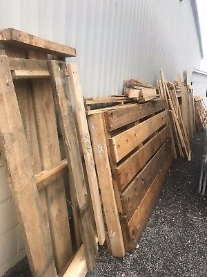 WOODEN PALLETS FREE COLLECTION ESSEX, Fire Wood, Kindling, Fencing