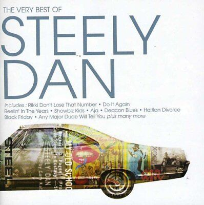Steely Dan The Very Best Of Cd (Greatest Hits)