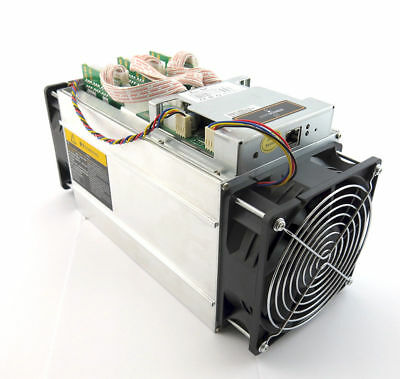 Bitmain Antminer S7 Bitcoin CASH ASIC Miner 4.73TH/s - BTC Mining Server