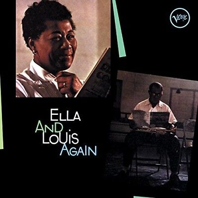 Ella & Louis Again [New Vinyl LP] Colored Vinyl, Green, Ltd Ed, 180 Gram, Rmst