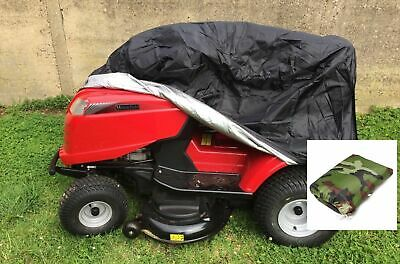 Garden Tractor Ride On Mower Scooter Quad ATV Storage Cover Army Camo Style