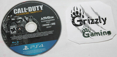 USED Call of Duty Advanced Warfare PS4 (NTSC) (Disc Only)