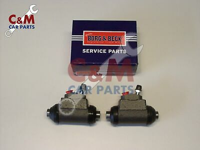 Frein arrière roue cylindres paire ford courier /& escort van 1990-2002 borg /& borg