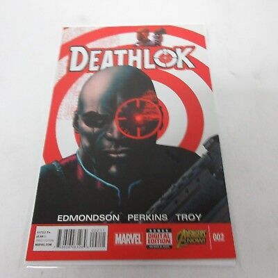 Marvel Deathlok #2 NM