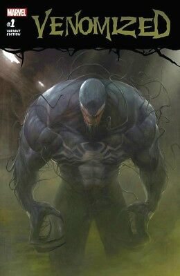 VENOMIZED 1 FRANCESCO MATTINA COMIC POP EXCLUSIVE IN STOCK Ltd 3000 free uk post