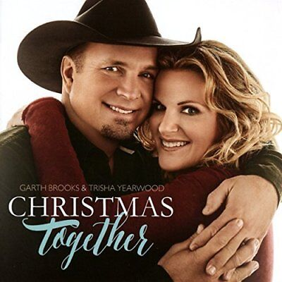 GARTH BROOKS AND Trisha Yearwood Christmas Together Brand NEW Music ...