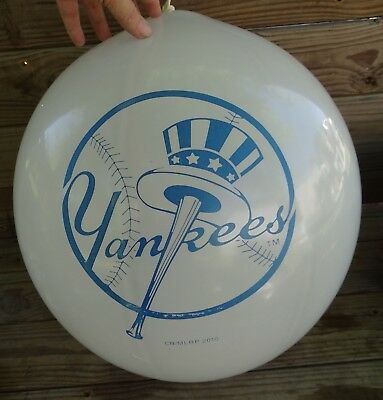 50 Count New York Yankees Balloons Large Cbmlbp 1299 Picclick