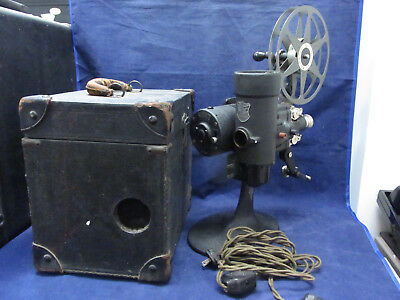Bell & Howell Cinemachinery - Filmo Projector 57 Model A w/ Case
