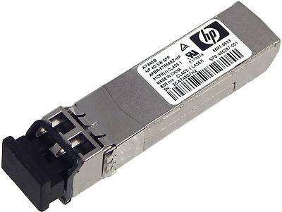 HP A7446B, 405287-001, 4GB SFP SW Fiber Optic Transceiver Module GBIC