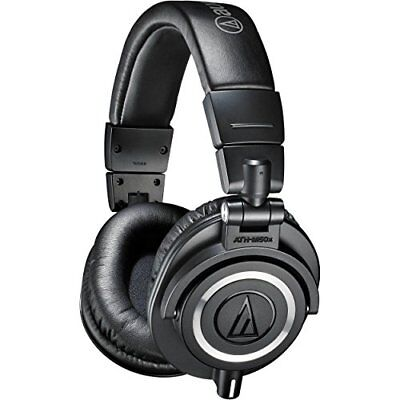 d471dc9771f audio-technica Professional Monitor Headphones ATH-M50x Japan #With  Tracking F/S