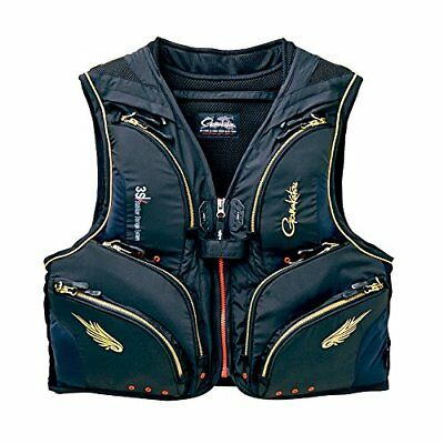 Gamakatsu Half mesh vest GM-2311 from Japan with tracking