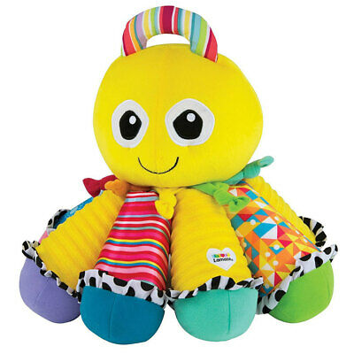 Lamaze Octotunes Plush/Stuff/Doll Soft Toy w/ Music For Toddler/Baby/Kids/Infant