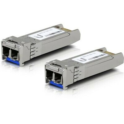 Ubiquiti U Fiber SFP+ Single-Mode Module 10G 2 Pack UF-SM-10G