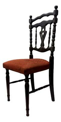 Batch of 6 beautiful and details chairs 50 years price bargain chairs armchair