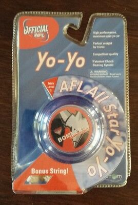 Official AFL all Star Yo-Yo Bombers Essendon football sport brand new in pack