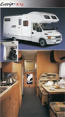 Holiday motorhome hire Laika VIP - 6 berth - Luxury you can afford