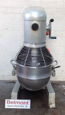 Hobart 40QT Guarded Planetary Mixer complete with tools BAKERY EQUIPMENT PM10