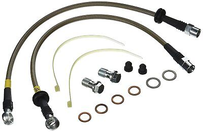 StopTech 950.34507 Brake Line Kit, Stainless Steel Fits 02-03 Cooper