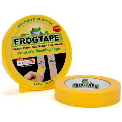 Frogtape Painters Masking Tape - Delicate Surface - 36mm x 41.1m - FROG TAPE