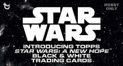 2018 Topps Star Wars A New Hope Black and White Insert Cards Pick From List