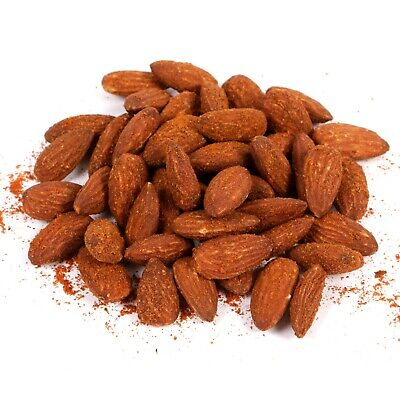 Dorri - Almond Nuts Smoked and Spicy (Available from 50g to 2kg)