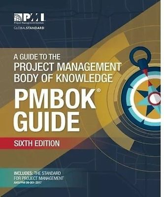 Guide to the Project Management Body of Knowledge (PMBOK) 6th edition (PDF COPY)