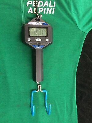 Park Tools DS-1 Digital Bicycle Scale Weighing Weight EUC
