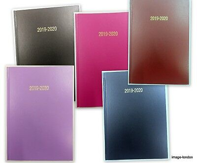 2018 2019 Academic Diary A4/ A5 Page a day or week to view mid year Diary