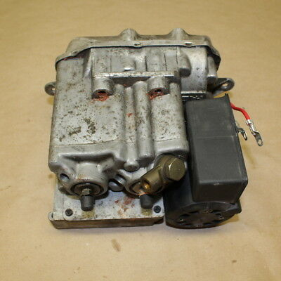 BMW 1995 R1100RS OEM ABS Brake Pump Unit Module